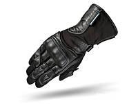 Мотоперчатки женские Shima GT-1 WP кожа черные XS
