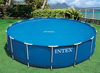 Тент для бассейна с эффектом антиохлаждение Intex 29024