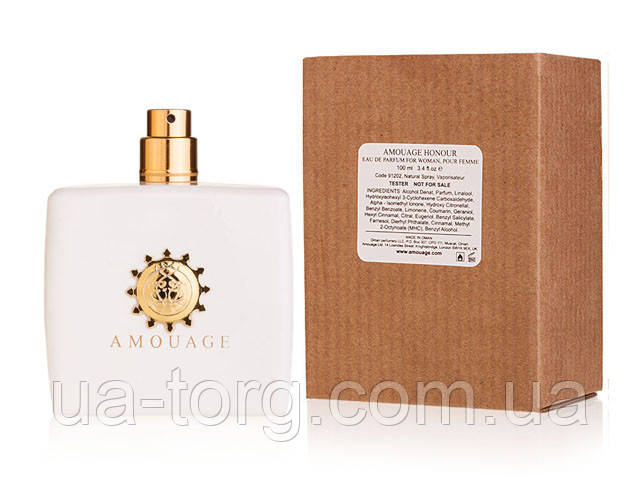 Amouage Honour Woman (Амуаж Хонор Вумен), тестер