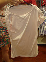 Платья летние туника со стразами дев. розовый 95%котон, 5% котон 12541591 Melby Италия 164(р)