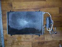 Б/у радиатор кондиционера Peugeot 206