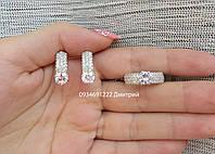 Шикарный набор с россыпью камней, фото 1