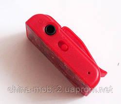 MP3- плеер Atlanfa AT-P24 цветной с прищепкой, red, фото 2