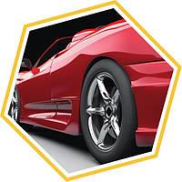 ISOKOR CAR SET для защиты кузова автомобиля от агрессивной наружной среды