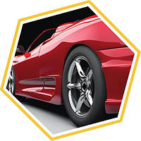 ISOKOR CAR SET защищает авто от воды, масла и солей