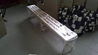 Скамья лавка для раздевалок помещения