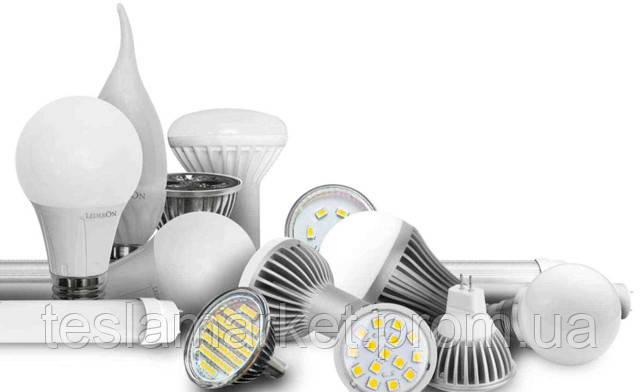 LED технологии. Светодиодные лампочки.