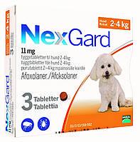 Merial NexGard таблетки от блох и клещей для собак (Нексгард)