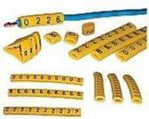 Маркування проводів, кабелів, пломби, дріт пломбировочная