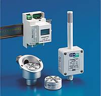 Конфигурируемые трансмиттеры температуры серий HD786, 788, 988 с выходом 4-20мА для сенсоров типа Pt100