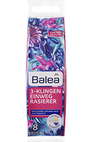 Женские станки для бритья Balea 3-Klingen 8 шт.