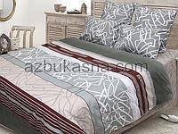 Комплект постельного белья 928 «Леон» ТМ ТЕП (Украина) бязь Евро
