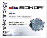 Нанозащита от загрязнений, повреждений и коррозии ISOKOR Glass 90 мл