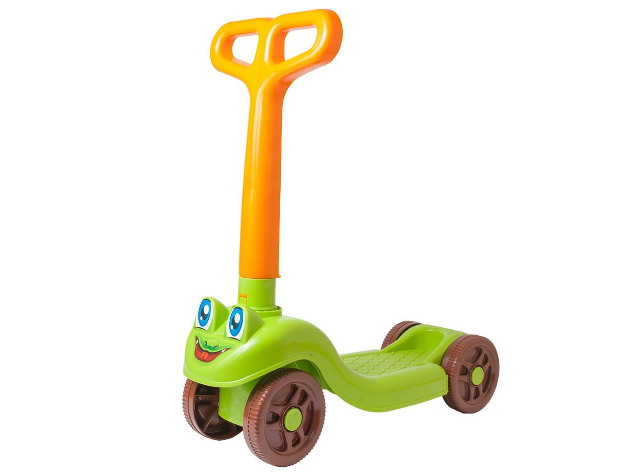 Самокат трехколесный детский ТехноК 3473 (3657) - МАМИК: оптово-розничный интернет-магазин  в Виннице