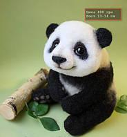 Валяная игрушка Панда 2