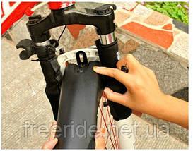 """Крила велосипедні під 26"""" (пара), фото 3"""