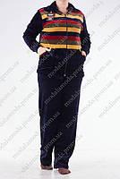 Удобный женский костюм (велюр)
