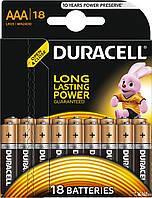 Батарейка DURACELL LR03  1x18