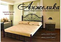 Кровать металлическая Анжелика, фото 1