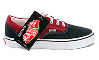 "Кеды Vans Era ""Blue Red"""