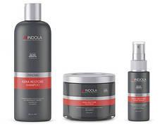 Cредства Indola Kera Restore для интенсивного восстановления волос