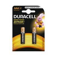 Батарейка DURACELL LR03  1x2