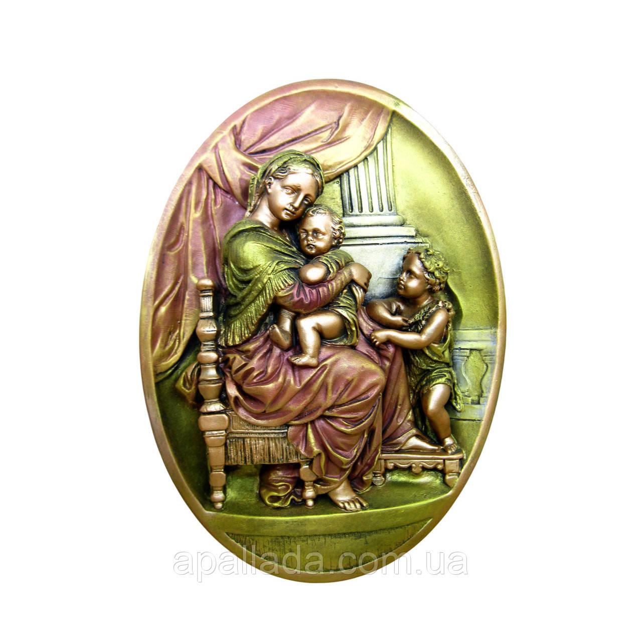 Статуэтка Мать с детьми