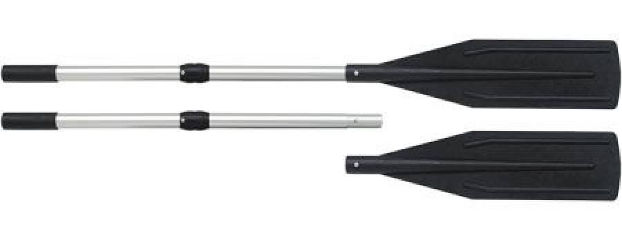 Весло облегченное 1,4 м, черный, фото 2