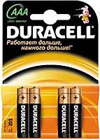 Батарейка DURACELL LR03 1x4
