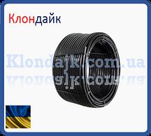 Многолетняя трубка для капельного полива бухта 200 м диаметр 16 мм, капельница ч/з 20 см