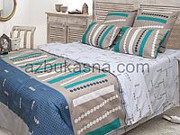 Комплект постельного белья 932 «Авангард» ТМ ТЕП (Украина) бязь семейный