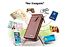 Клатчи, кошелек портмоне Baellerry Italia  ( коричневый ) , фото 4