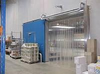 Завеса ПВХ 2,4х2,5 200х2 хлад. для холодильной камеры