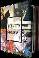 Подарункова книга з афоризмами: Дещо про кішок.