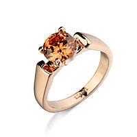 Кольца покрытые золотом