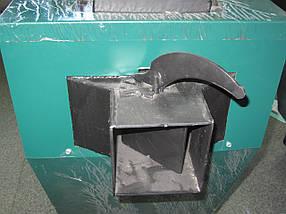 Гефест-профи 15U тердотопливный котел длительного горения, фото 3