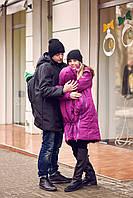 Слингопальто зимнее для слингомам, 4 в 1., фото 1