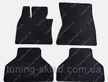 Гумові килимки БМВ Х6 Е71 в салон ( килимки для Bmw X6 E71)