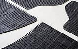 Резиновые коврики БМВ Х6 Е71 в салон ( коврики для Bmw X6 E71), фото 2
