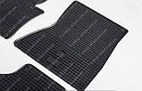 Резиновые коврики БМВ Х6 Е71 в салон ( коврики для Bmw X6 E71), фото 3