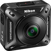 Сферическая камера Nikon Key Mission 360 фото видео 4K Киев