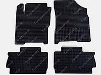 Резиновые коврики Чери А13 (автомобильные коврики для Chery A13 в салон)