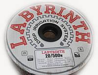 Капельная лента LABYRINTH 30см , 1000м, 8 mill (щелевая лента)