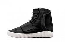 """Кроссовки Adidas Yeezy 750 Boost реплика """"BLACK"""" р.40-45"""