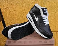 NIKE AIR MAX 90 Зимние кроссовки с мехом р.42-45