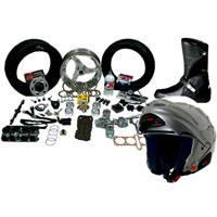 Расходные запчасти для мотоциклов CG125,150, 200cc