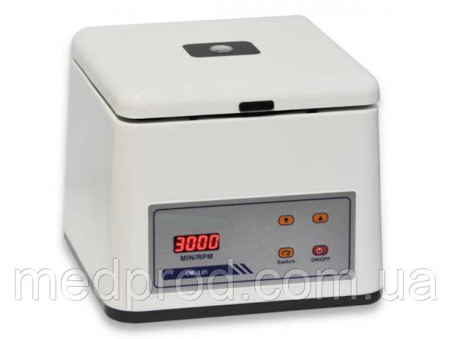 Центрифуга лабораторная СМ-3.01 об/мин 1000-4000, ротор на 12 мест
