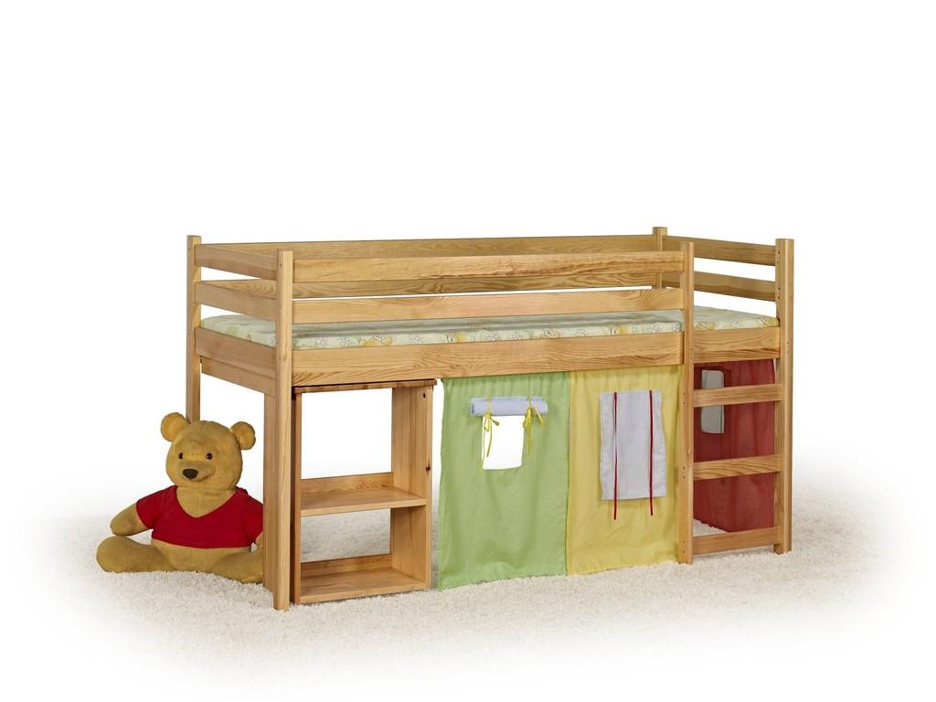 Кровать детская Emi Ольха - Интернет-магазин «База Мебели» в Львовской области