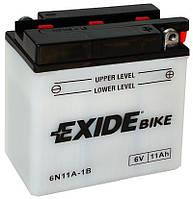 Аккумулятор Exide 6V 11AH/80A (6N11A-1B)