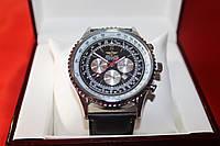 Мужские стильные часы BREITLING копия, фото 1